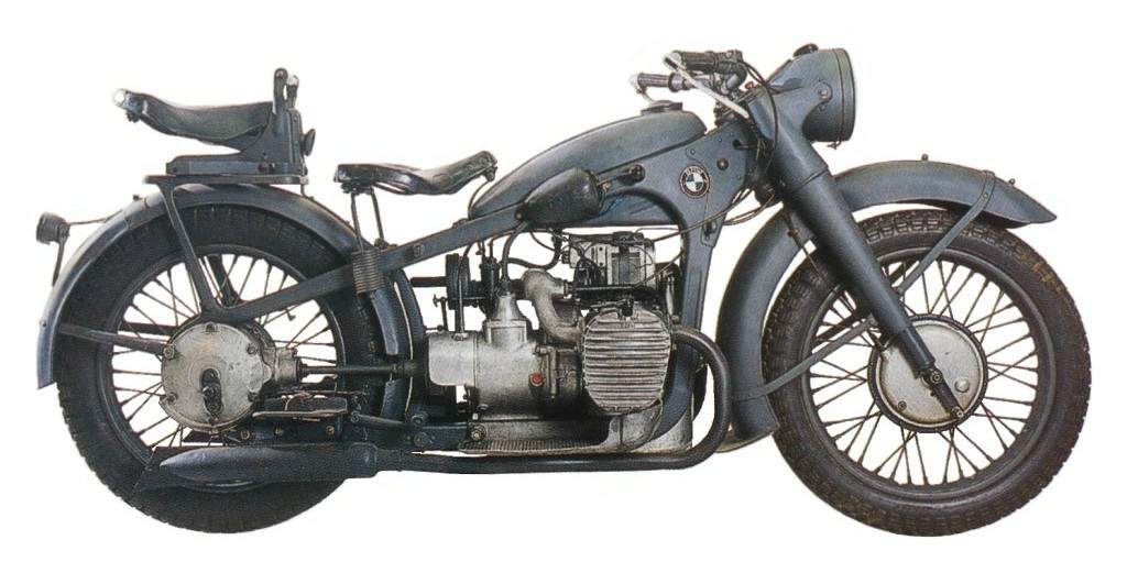 BMW R 12 technical specifications